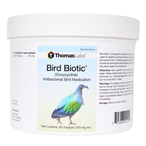 Bird Biotic Packets