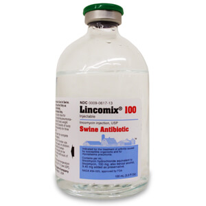 Lincomix Injectable