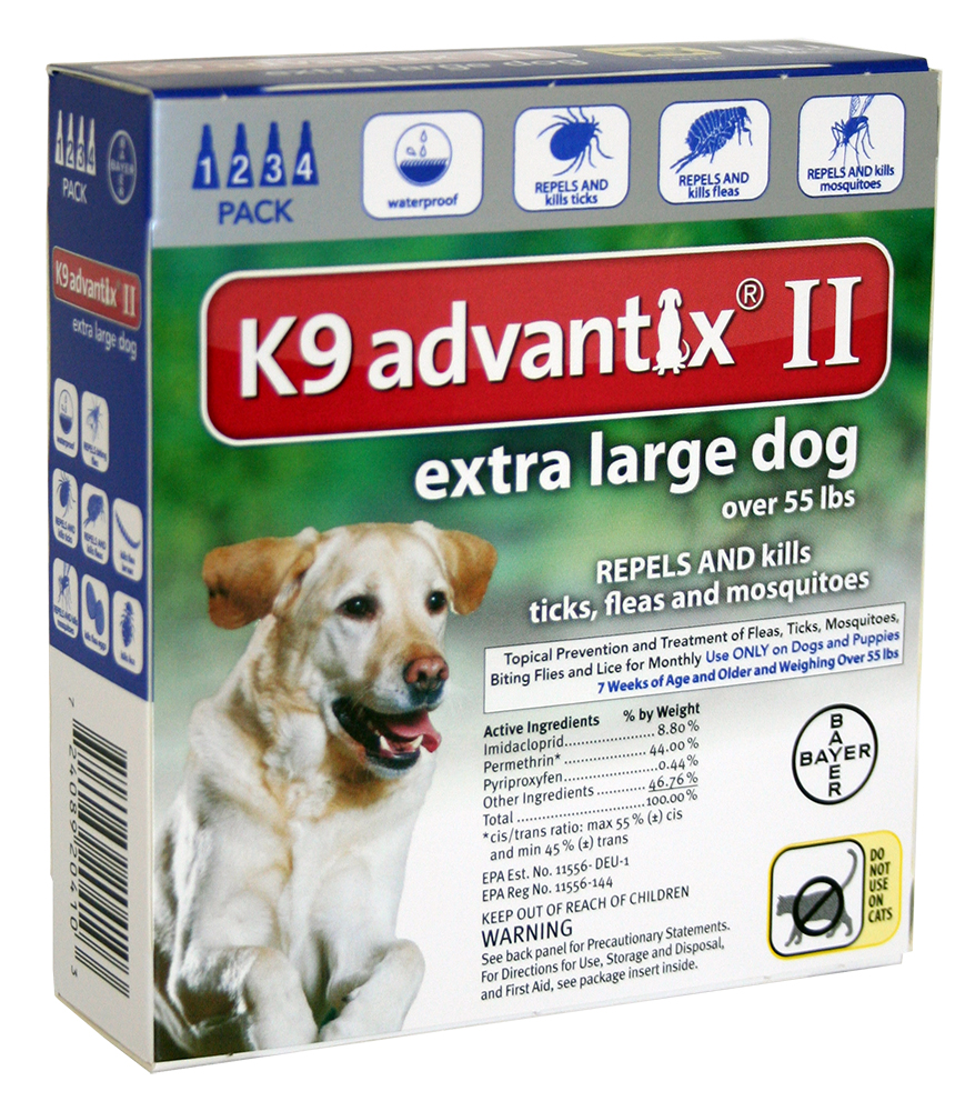 K Advantix Ii Extra Large Dog  Pack