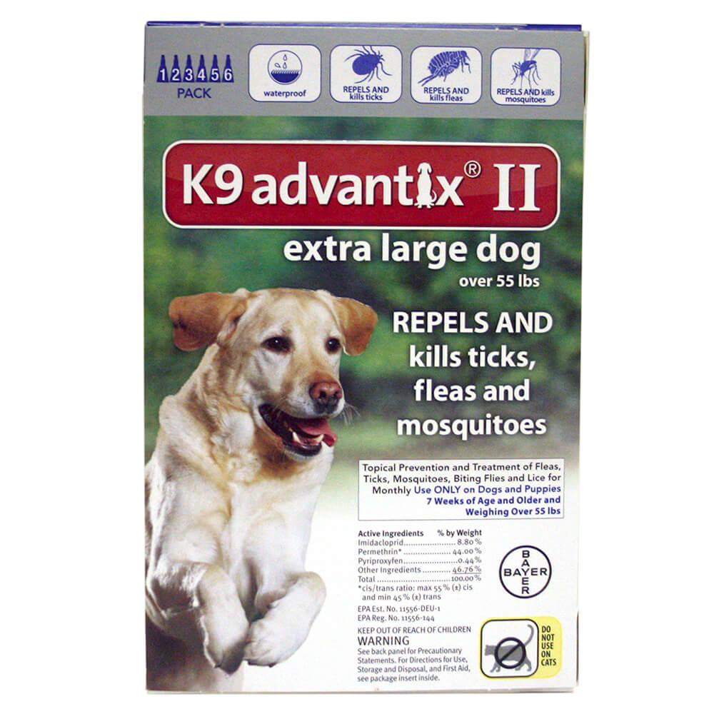K Advantix Large Dog