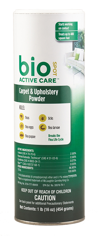Bio Spot Carpet Amp Upholstery Powder Flea Powder Lambert