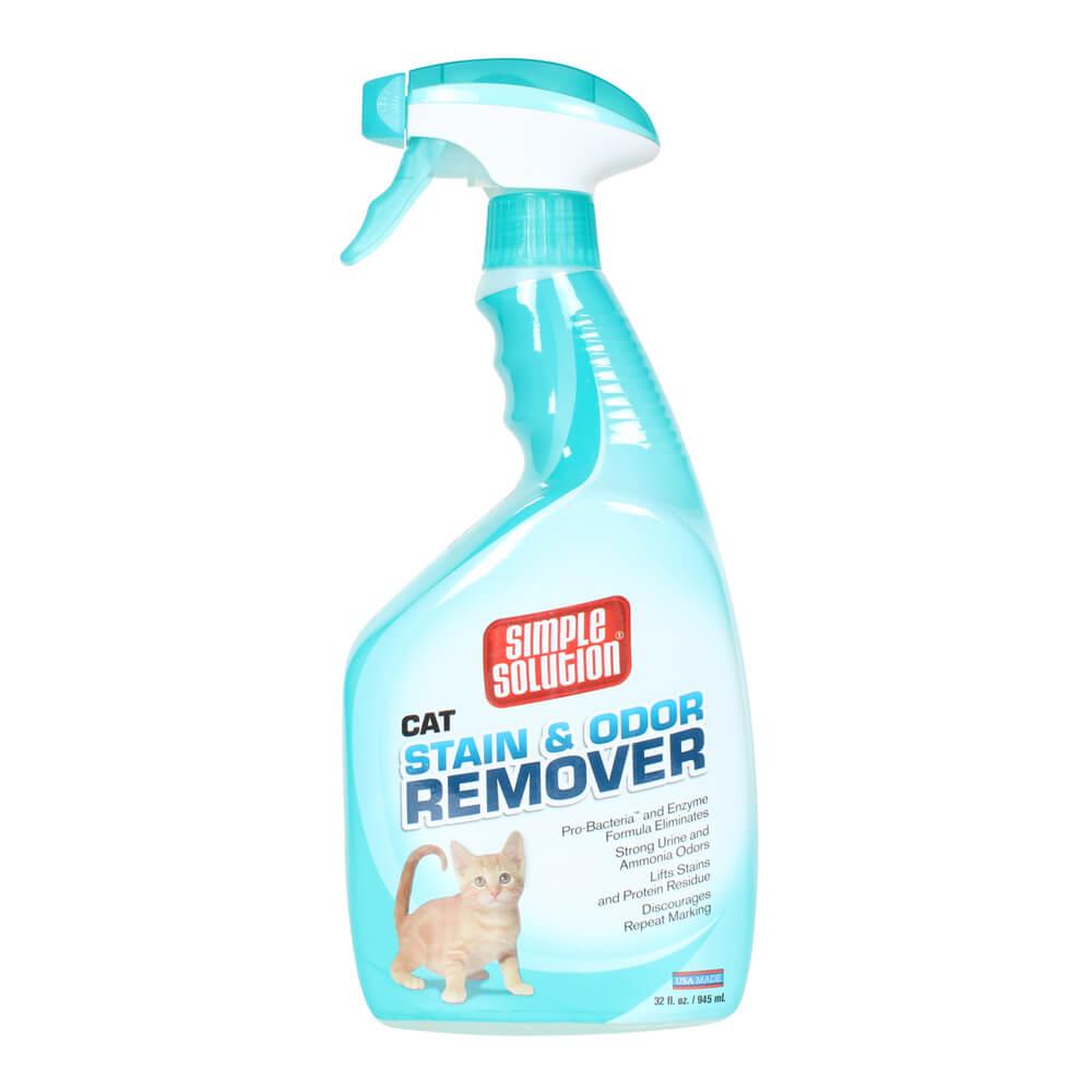 Simple Solution Cat Urine Amp Odor Remover