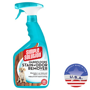 Simple Solution Hardfloors Stain & Odor Remover