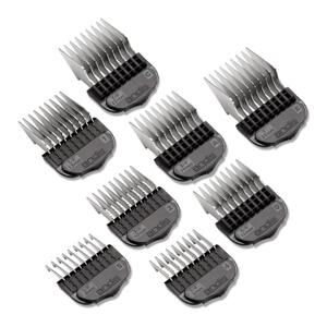 Andis Stainless Steel Magnetic Animal Combs