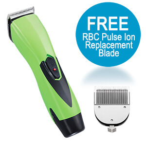 Andis ProClip Pulse Ion Clipper, with FREE Replacement Blade