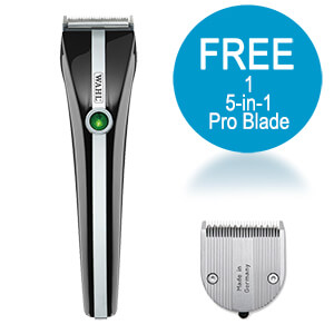 Wahl Motion Lithium Ion Clipper with 5-in-1 Pro Blade FREE