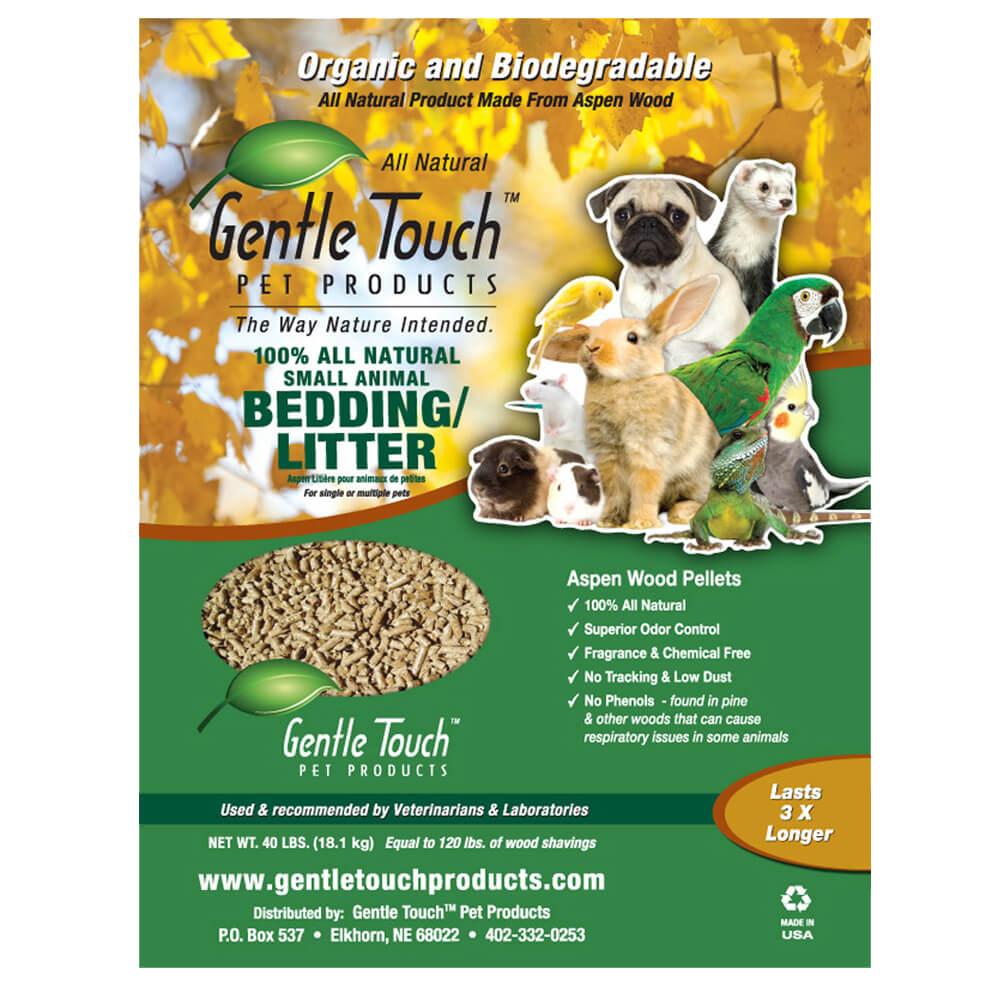Gentle Touch Small Animal Bedding Lambert Vet Supply