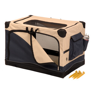 Precision Pet Products Soft Side Crate