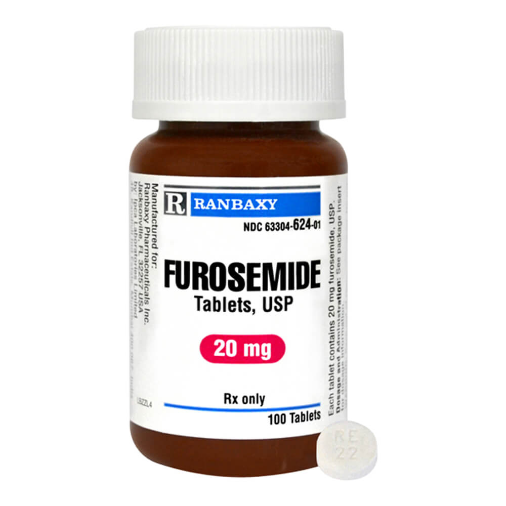 Furosemide Images and Labels - GoodRx