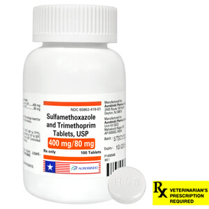Sulfamethoxazole and Trimethoprim Rx Tablets