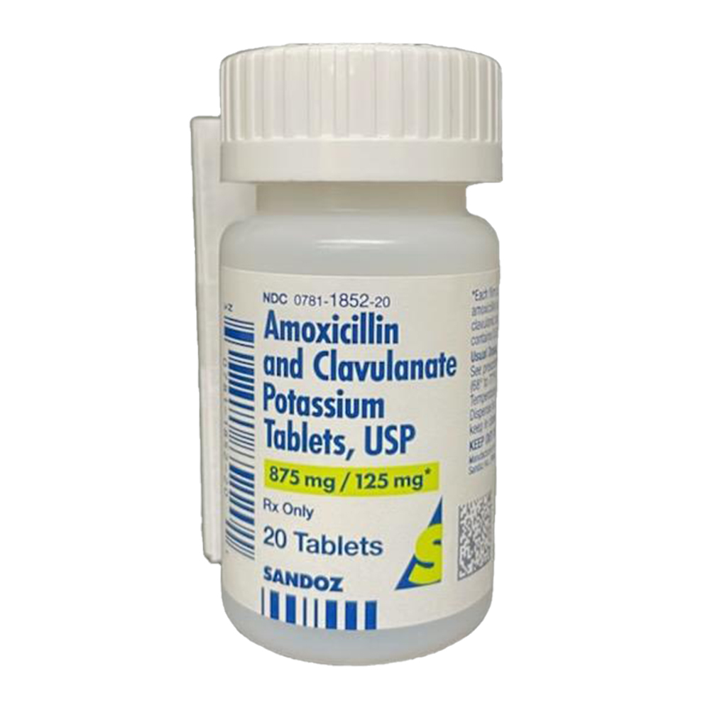 Amoxicillin And Clavulanate Potassium For Dogs