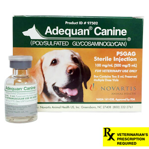 Adequan Canine for Dogs Rx