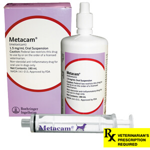 Metacam Oral Suspension Rx