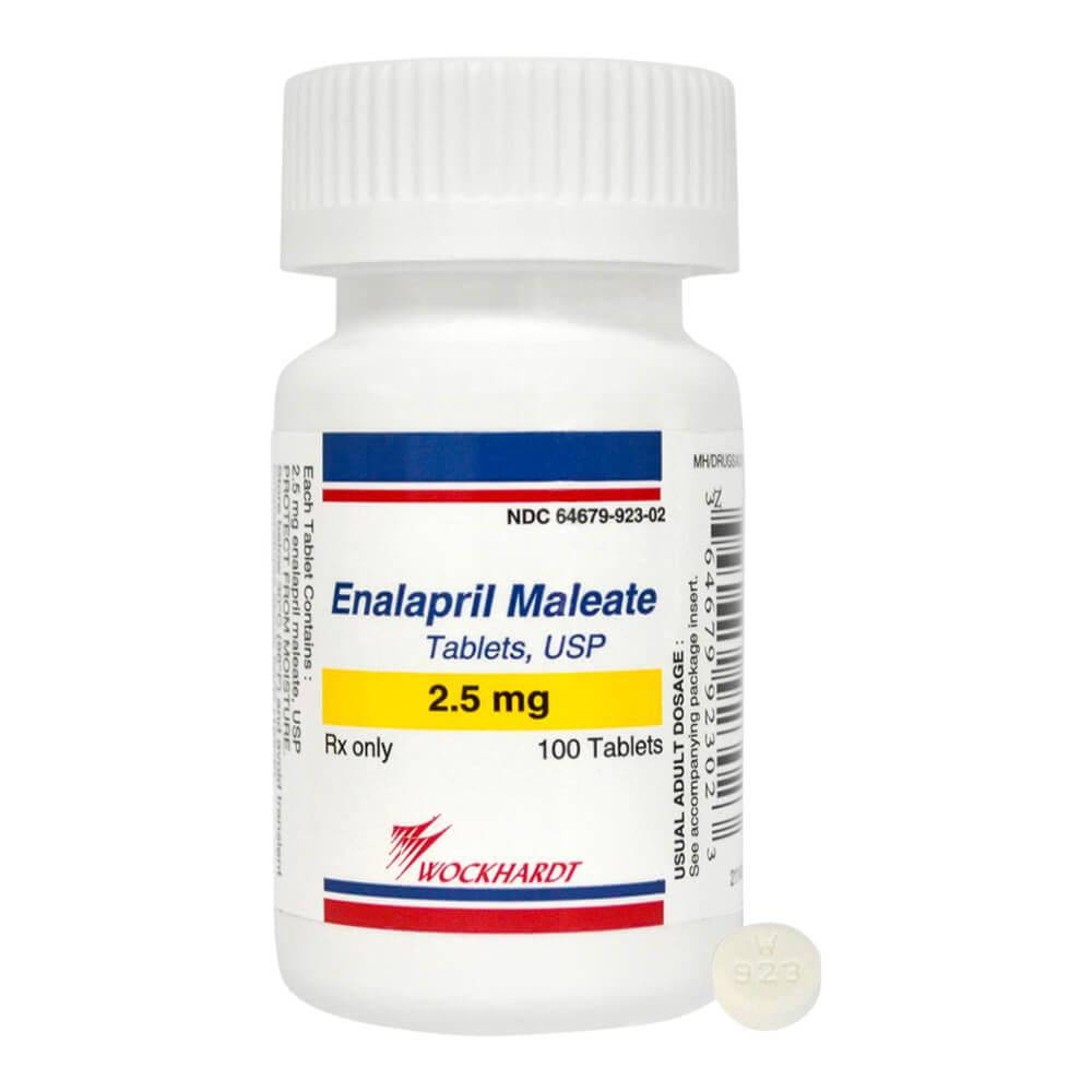 Enalapril-ct 5 mg hund