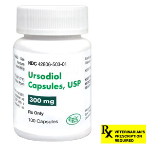 Ursodiol 300 Mg For Dogs