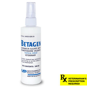 Betagen Topical Spray Rx, 240 ml