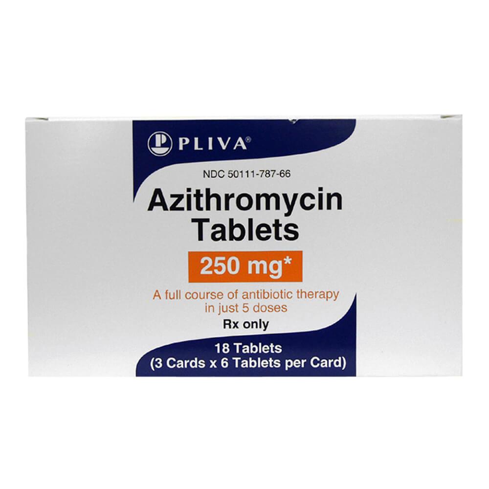 Zithromax medicine used to treat