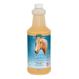 Bio-Groom Golden Sheen Shampoo for Horses