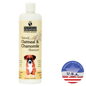 Natural Chemistry Natural Oatmeal and Chamomile Shampoo