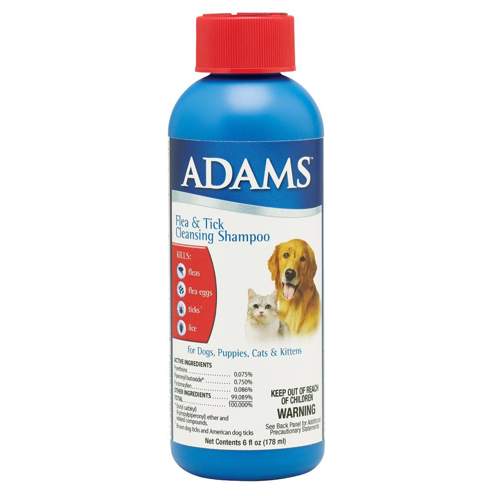 Adams Shampoo With Igr Flea Shampoo For Pets Lambert