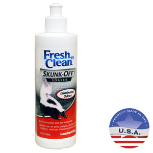 Fresh 'n Clean Skunk-Off Soaker