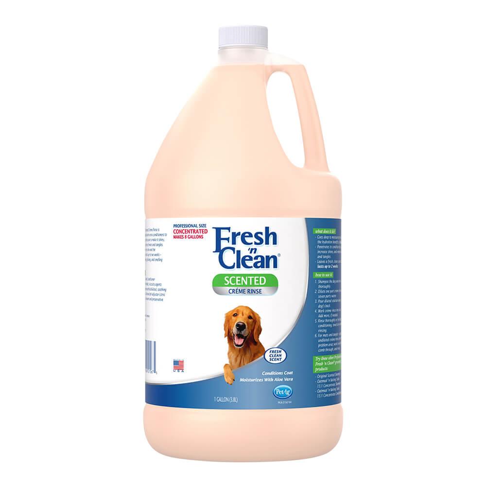 fresh n clean cr me rinse fresh clean scent gallon. Black Bedroom Furniture Sets. Home Design Ideas