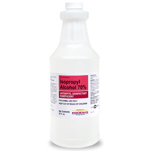 Phoenix Pharmaceuticals Isopropyl Alcohol 70%
