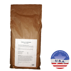 Esbilac Powder Milk Replacer, 22 lbs