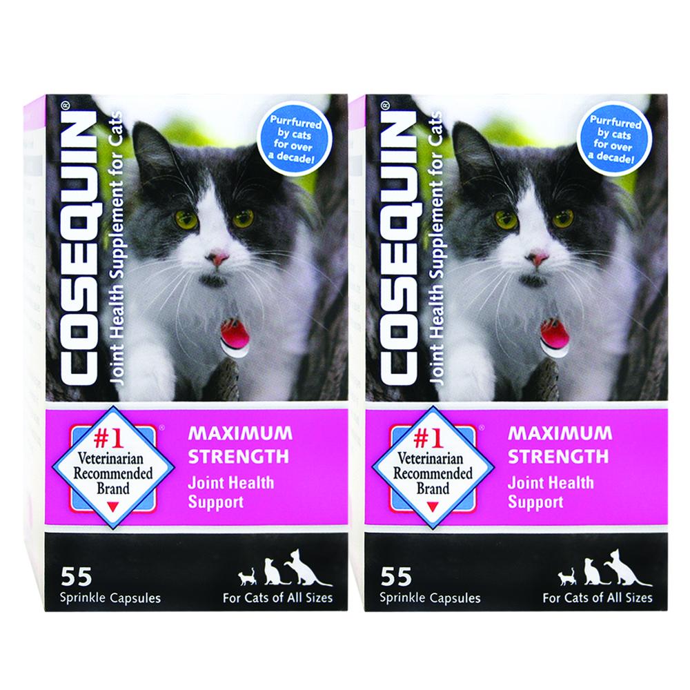 cosequin feline 55 sprinkle capsules 2 pack. Black Bedroom Furniture Sets. Home Design Ideas