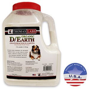 D/Earth (Diatomaceous Earth)