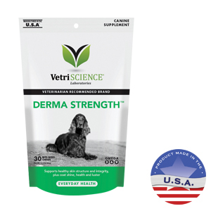 Derma Strength Skin and Coat for Dogs