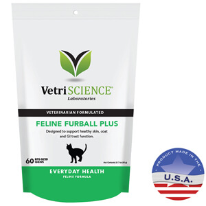 Feline Furball Plus Bite-Sized Chews