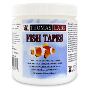 Fish Tapes Praziquantel Powder