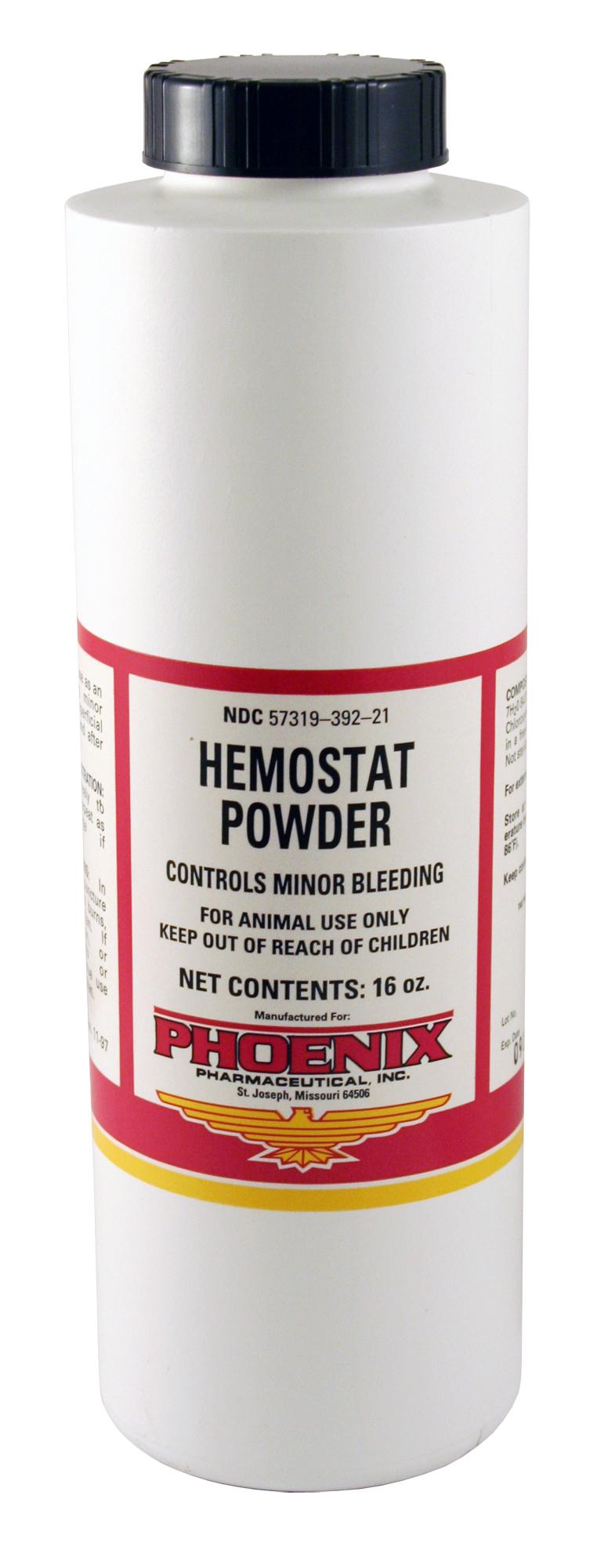 Hemostat Powder