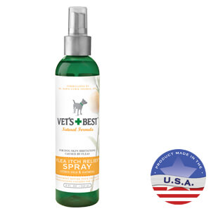 Vet's Best Flea Itch Relief Spray
