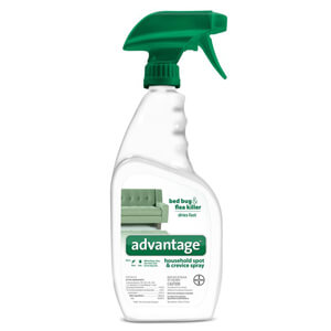 Advantage Household Spot and Crevice Spray