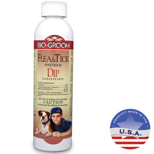 Bio-Groom Flea & Tick Dip