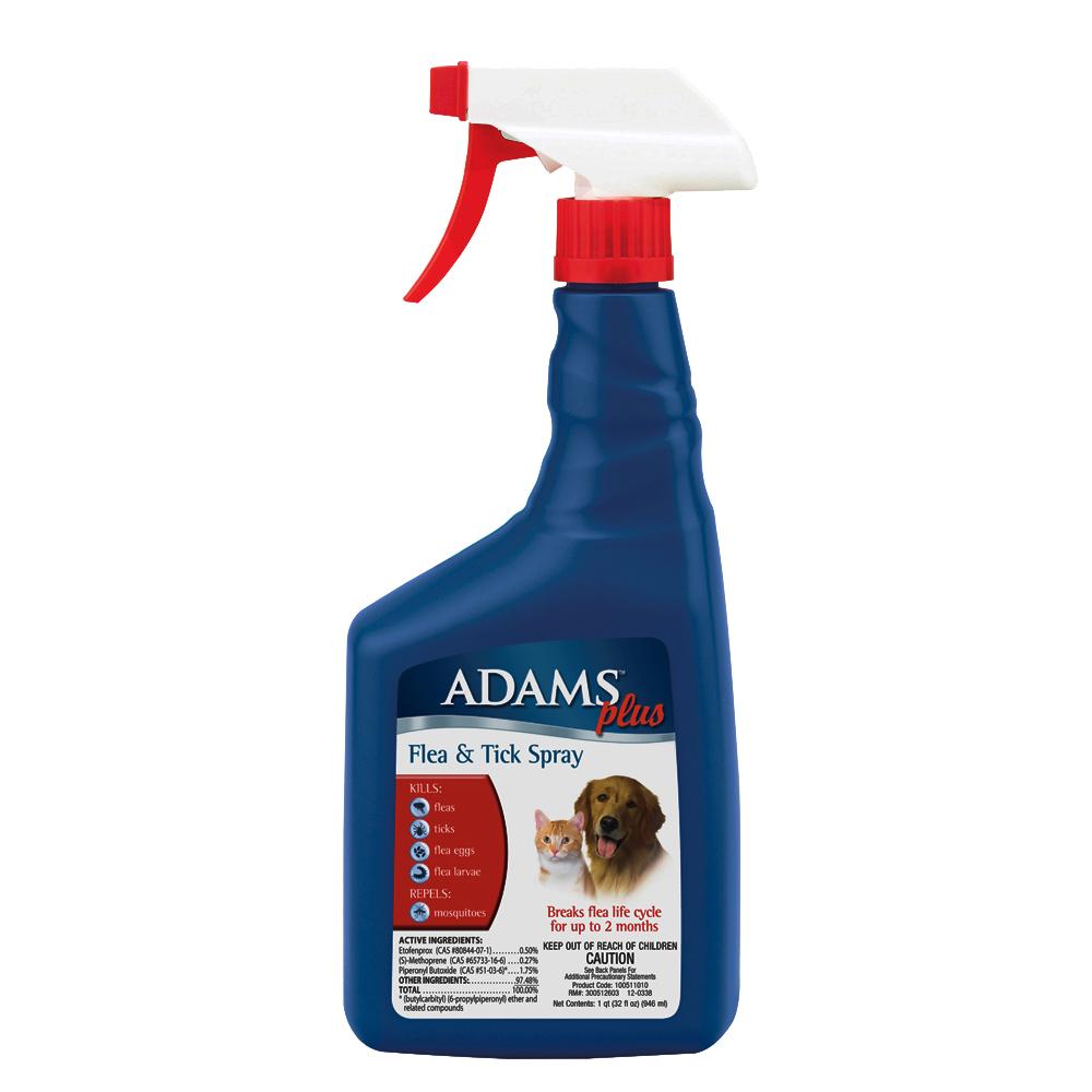 Adams Plus Flea Amp Tick Spray Flea And Tick Spray