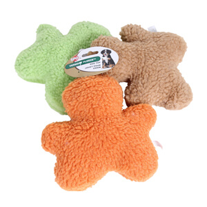 Spot Vermont Fleece Dog Toy