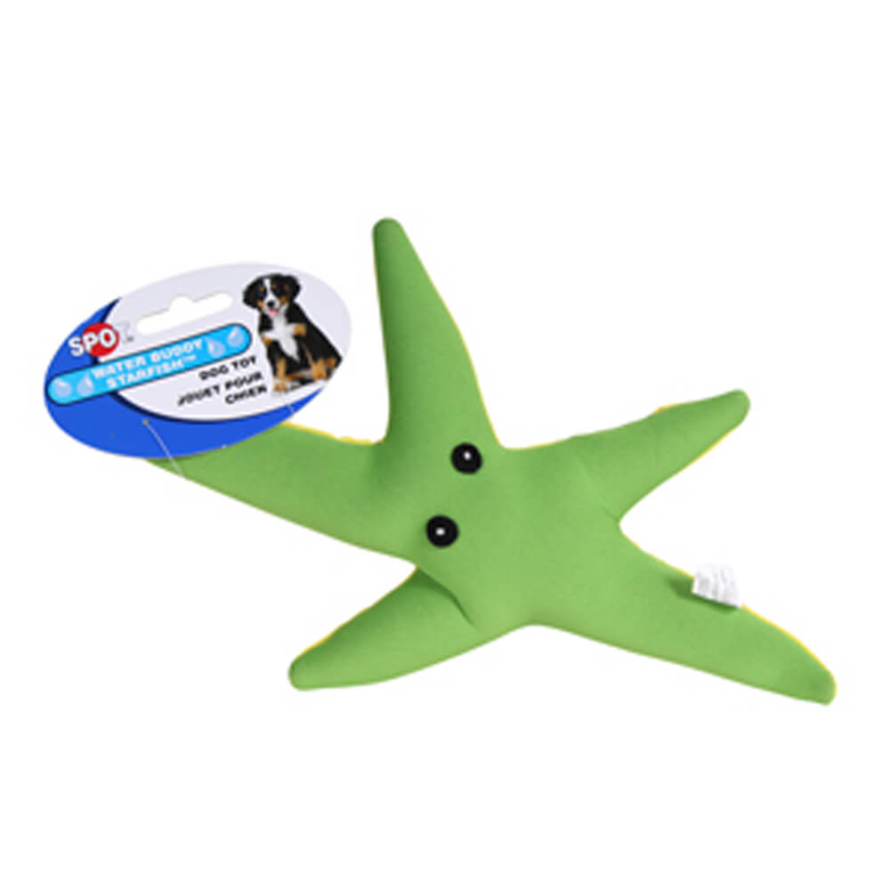 Spot Water Buddy Starfish Dog Toy