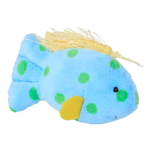 Look who 39 s talking cat toy for Talking fish toy
