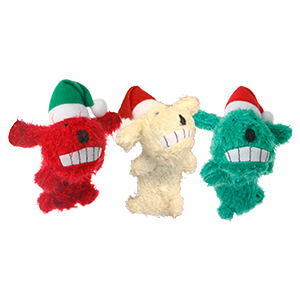 Loofa Santa for Cats