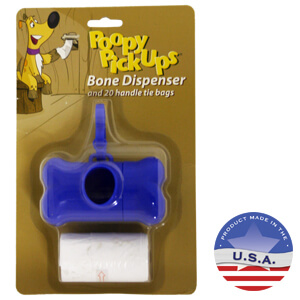 Poopy Pickups Dispenser