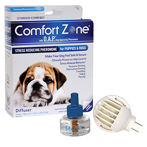 Comfort Zone with D.A.P.Diffuser
