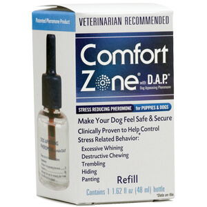 Comfort Zone with D.A.P. Diffuser Refill