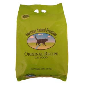 American Natural Premium Cat Food, Original Recipe, 12 lbs
