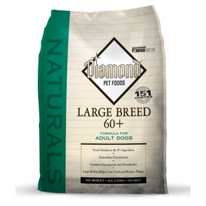 Diamond Natural Large Breed Dog Food Reviews