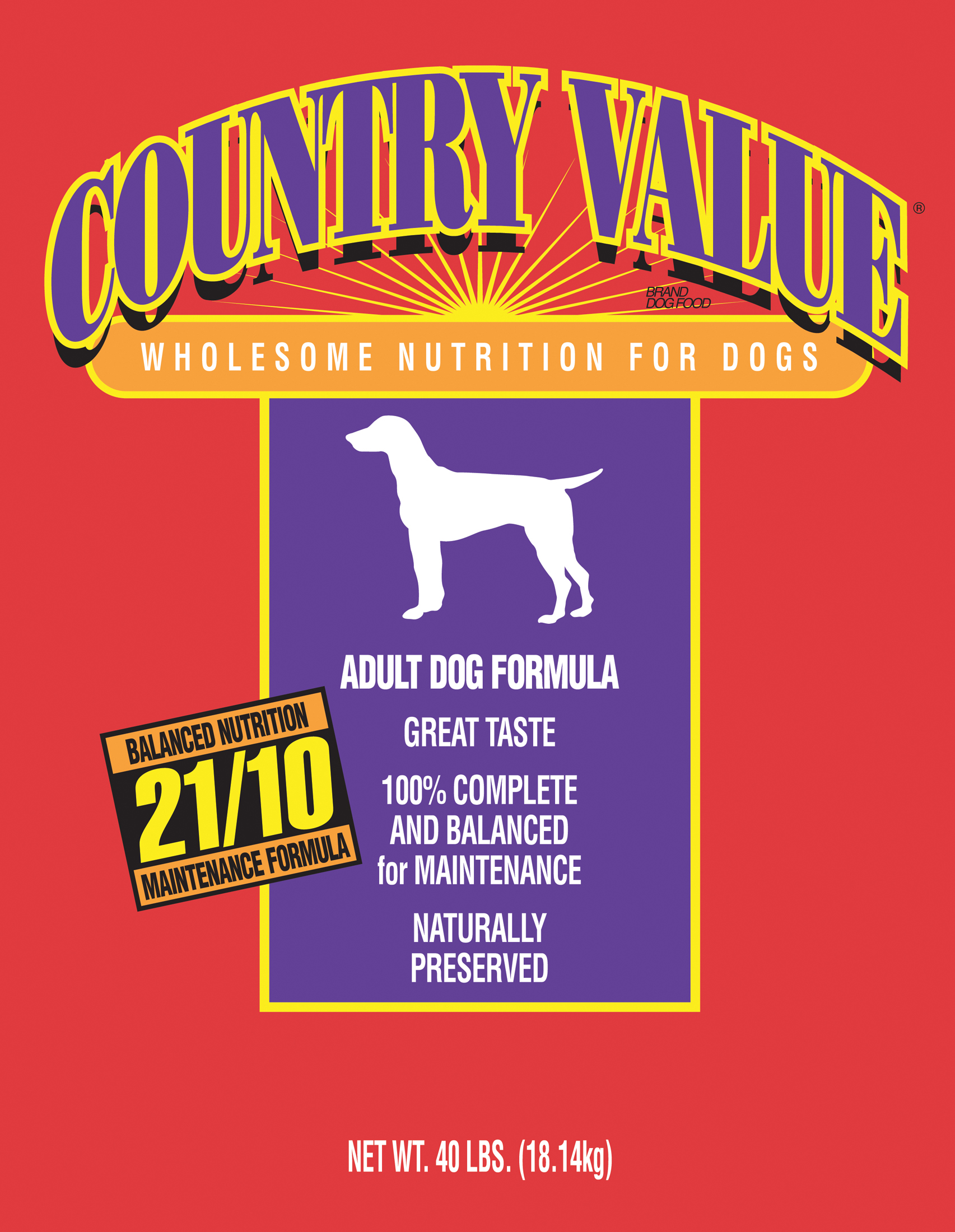 Country Value Dry Dog Food Review