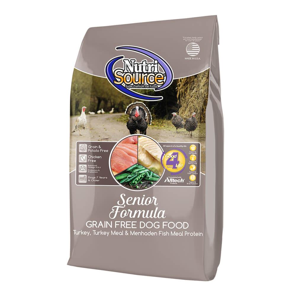 Nutrisource Senior Dog Food Reviews