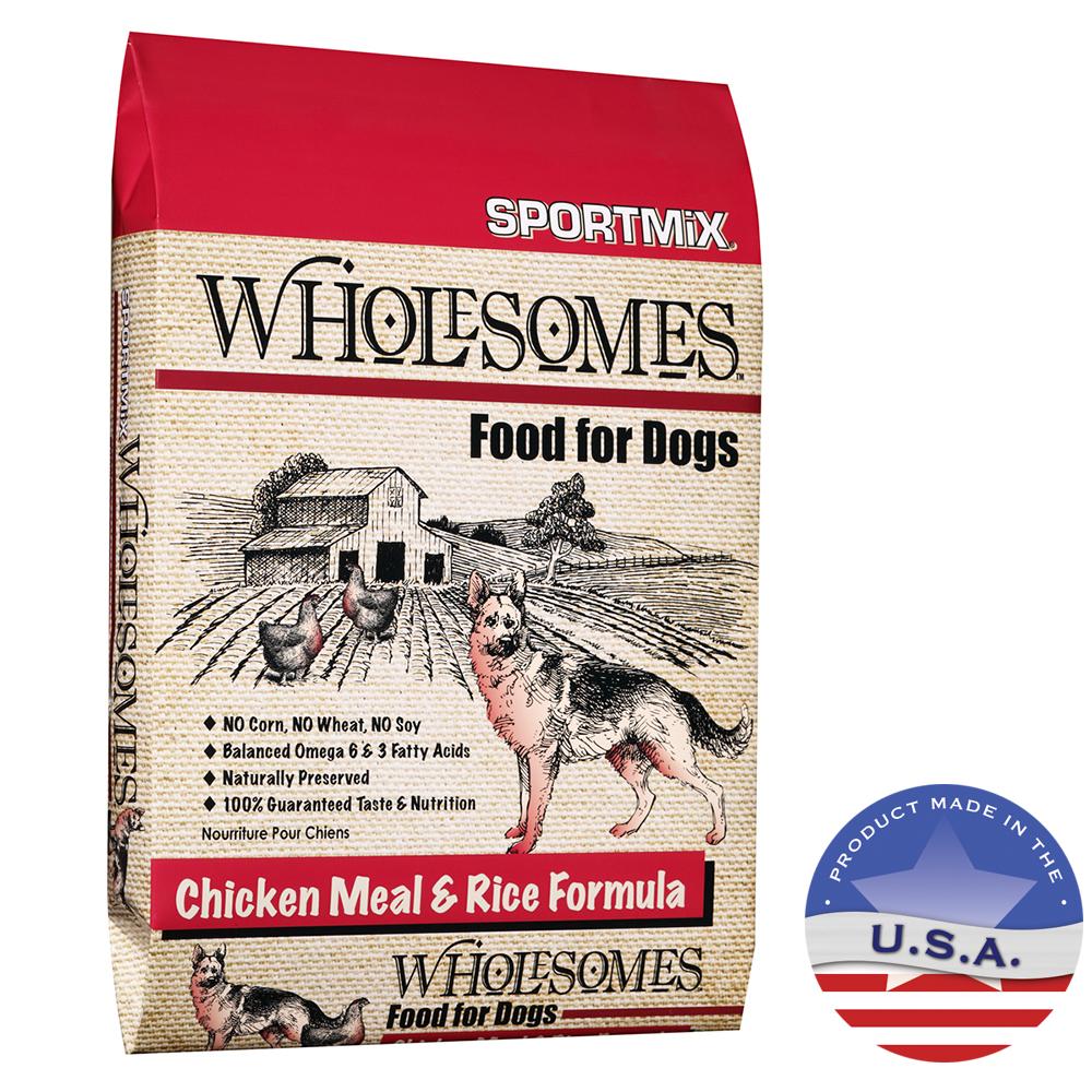 Is Sportmix A Good Dog Food